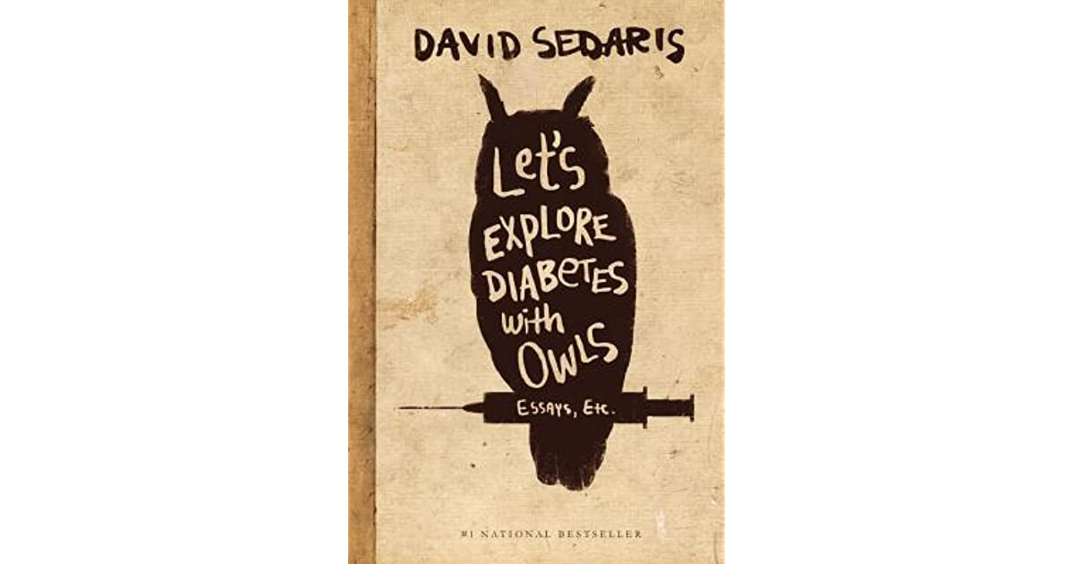 david sedaris easter essay David sedaris's essay jesus shaves is from his larger work me talk pretty one day, a collection of essays detailing his own move to normandy, france, and taking french classes.