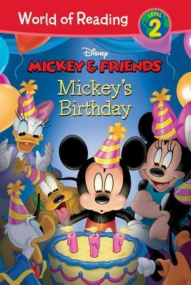 Mickey Friends Mickey S Birthday By Elle D Risco