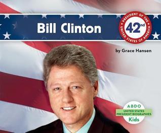 Bill Clinton by Grace Hansen