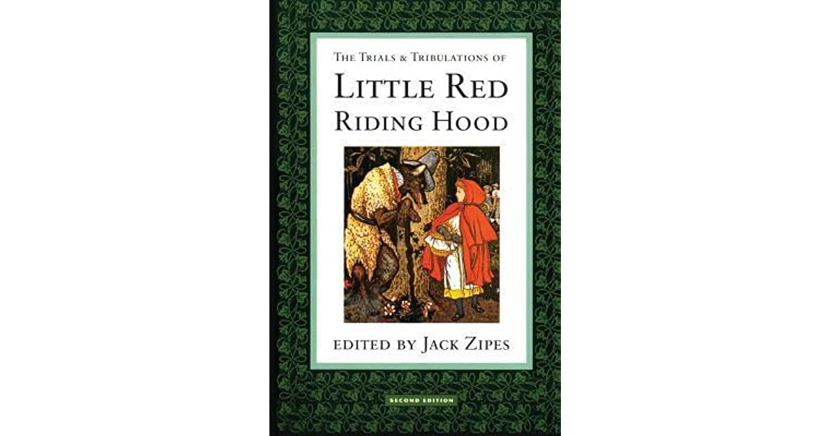 appropration of little red riding hood essay The timeless old tale of a little girl meeting a wolf on her way to granny's house has been passed down through oral tradition from one generation to the next little red riding hood has existed for centuries and has even predated the first literary ve.