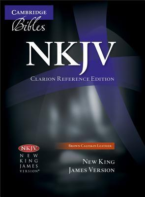 Clarion Reference Bible-NKJV