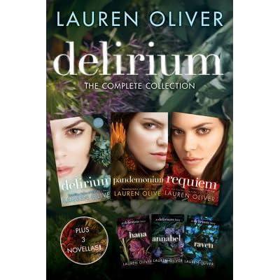 Magan: Delirium by Lauren Oliver