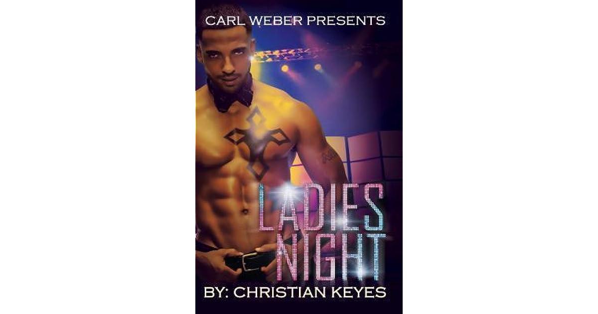 Christian keyes book
