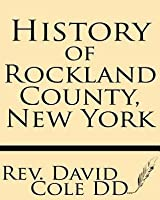 History of Rockland County, New York