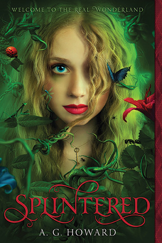 Splintered (Splintered, #1)