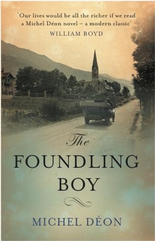 The Foundling Boy (The Foundling Boy #1)