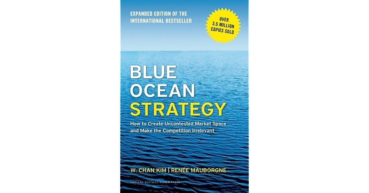 Blue ocean strategy criticism