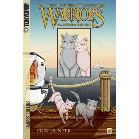 The Lost Warrior Warriors Manga Graystripes Trilogy 1 By Erin Hunter