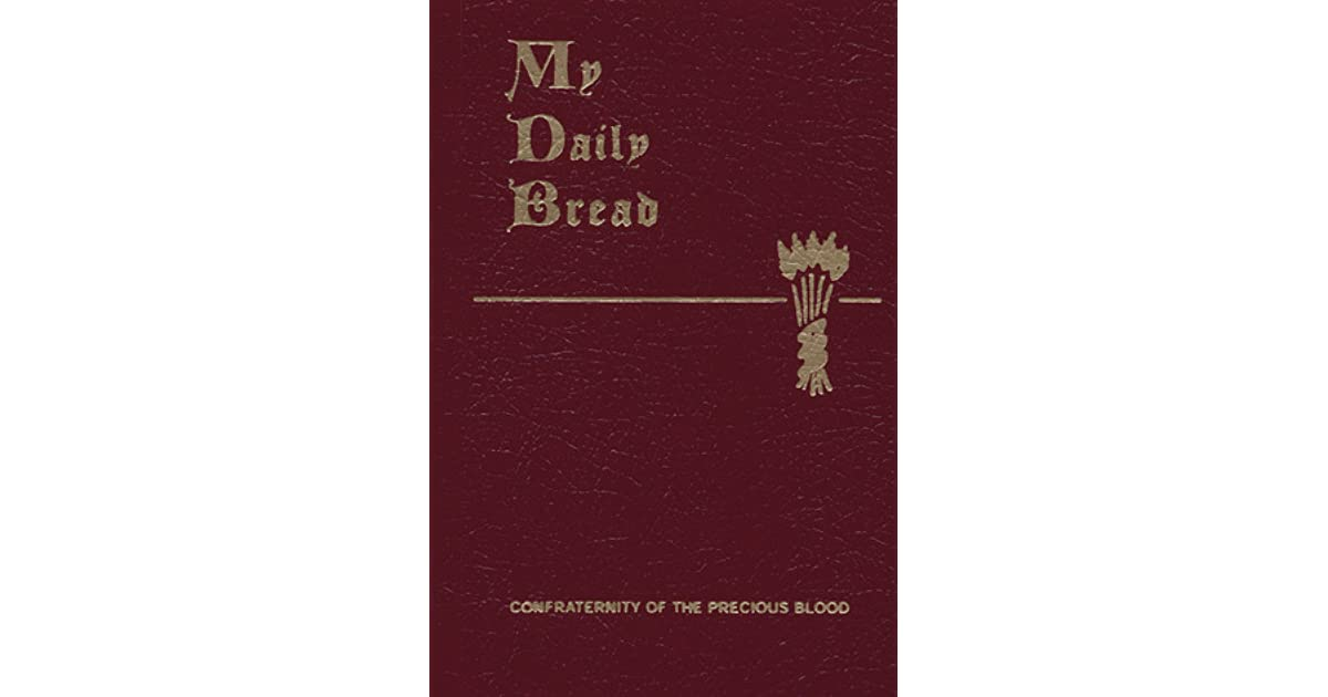 My Daily Bread By Anthony J  Paone