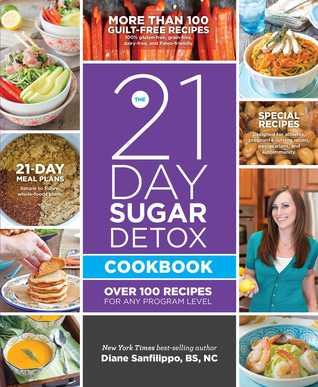 The 21-Day Sugar Detox Cookbook by Diane Sanfilippo