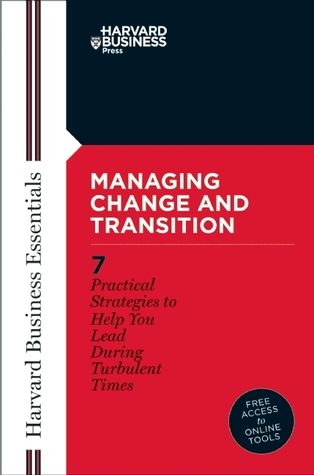 Managing Change and Transition