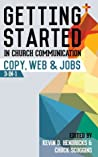 Getting Started in Church Communication: Copy, Web & Jobs