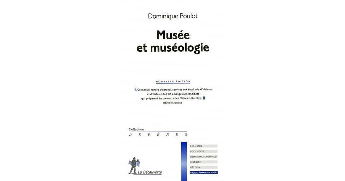 dominique poulot museu e museologia