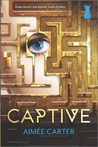 Captive (The Blackcoat Rebellion #2)