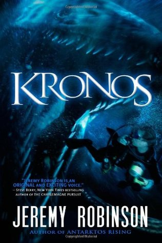 Kronos (Origins #5) by Jeremy Robinson
