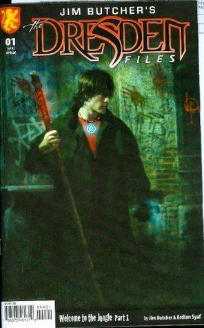 Jim Butcher's The Dresden Files by Jim Butcher