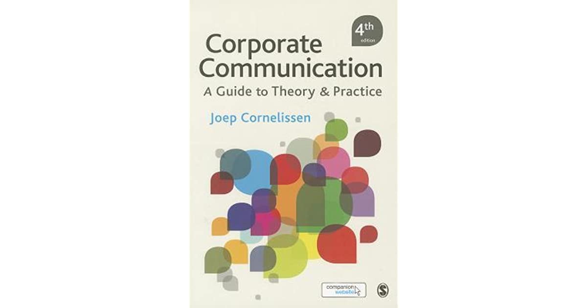 brief corporate history and corporate communication practices Here we discuss what communication is and set up the place of the theory in communication research and practice what is the typology of theories and how to distinguish good theory from the bad one during this class students will also learn major approaches to communication theory through the craig's typology.
