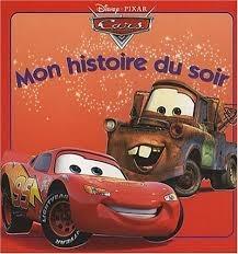 Flash MC Queen Et Martin, Mon Histoire Du Soir (Cars)