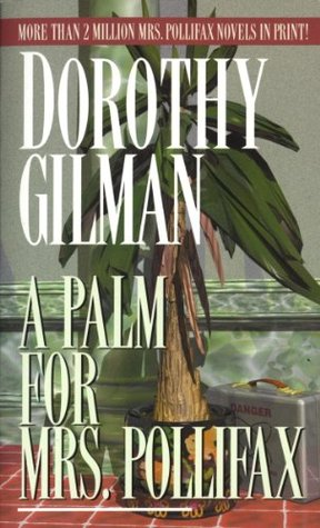 Book Review: A Palm for Mrs Pollifax by Dorothy Gilman