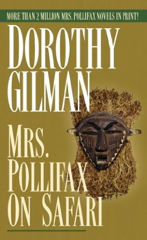 Book Review: Mrs Pollifax on Safari by Dorothy Gilman