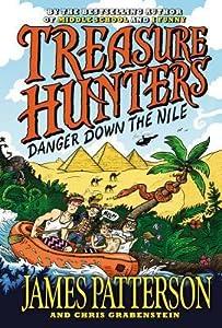 Danger Down The Nile (Treasure Hunters, #2)