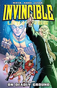 Invincible Universe, Volume 1: On Deadly Ground