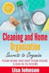 Cleaning and Home Organization