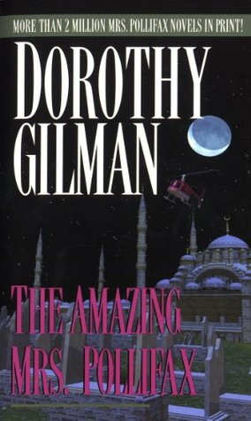 Book Review: The Amazing Mrs. Pollifax by Dorothy Gilman
