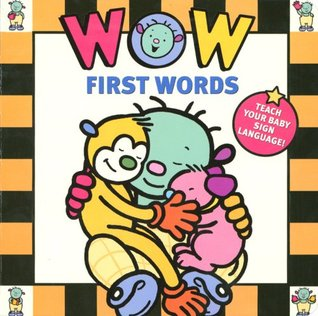 Wow Babies: First Words