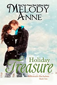 Holiday Treasure (The Lost Andersons #3, Billionaire Bachelors #10)