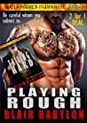 Playing Rough / Falling Hard (Billionaires in Disguise: Lizzy, #2)