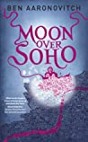 Moon Over Soho (Peter Grant, #2) audiobook review