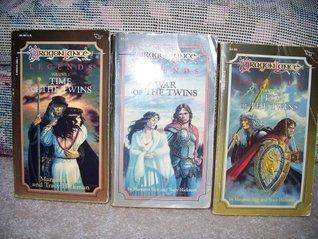 DragonLance: Legends (3 Volume Set): Time of the Twins / War of the Twins / Test of the Twins