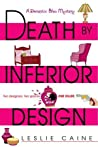 Death by Inferior Design (Domestic Bliss Mystery, #1)