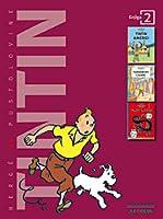Tintinove pustolovine 2: Tintin u Americi; Faraonove cigare; Plavi Lotos