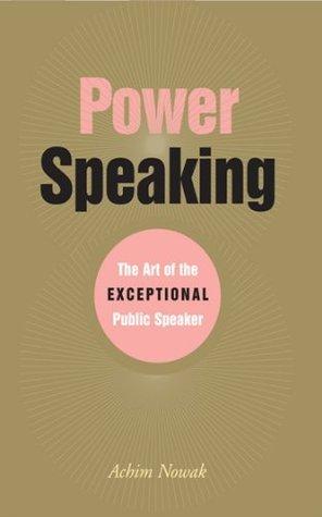 the art of the speaker