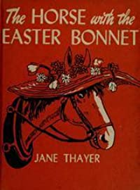 Horse With the Easter Bonnet