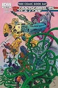 Transformers vs. G.I. Joe #0: FCBD Special (Transformers vs G.I. Joe Series)