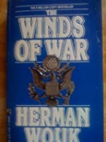 The Winds Of War Herman Wouk HC 1971 Book Little Brown And Co. 17-2203
