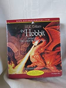 The Hobbit by J. R. R. Tolkien Unabridged CD Audiobook