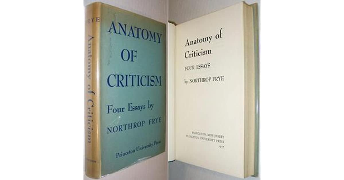 Christy (San Francisco, CA)\'s review of Anatomy of Criticism