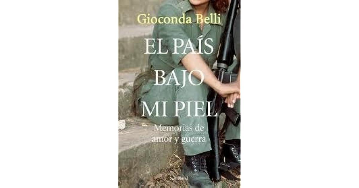 El Pa 237 S Bajo Mi Piel By Gioconda Belli border=