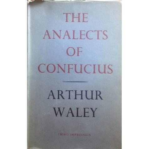 book review the analects of confucius Random house the analects of confucius book includes translation of proverbs and observations on ethics, methods for living originated around 400 bc.