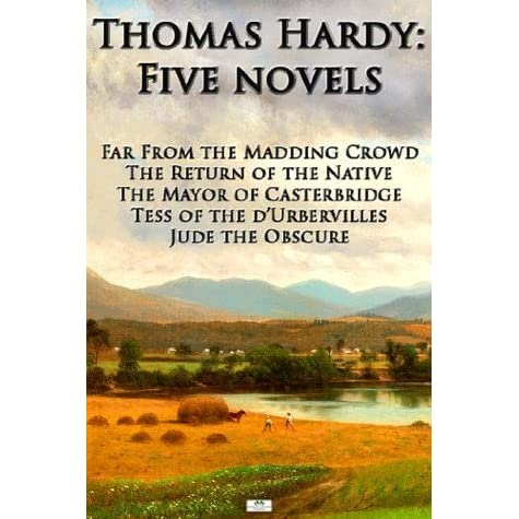 a character analysis of thomas hardys the return of the native