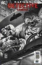 Batman Detective Comics 826