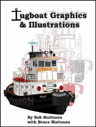 Tug Boat Graphics and Illustrations: Graphics created for tug boat enthusiasts