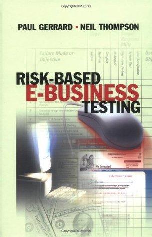 Risk Based E-Business Testing