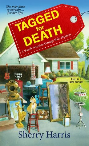 Tagged for Death by Sherry Harris