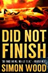 Did Not Finish (Aidy Westlake, #1)