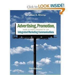 Marketing Communications, 7th Edition